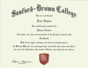 Sanford Brown FT